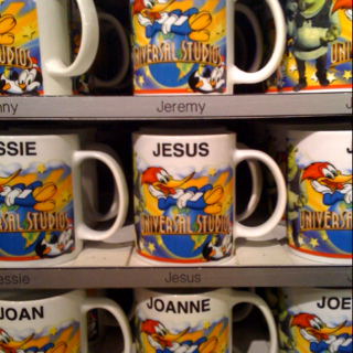 What Souveneir Would Jesus Buy